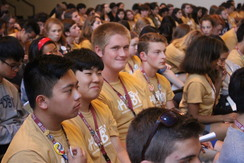 2017 HOBY World Leadership Con