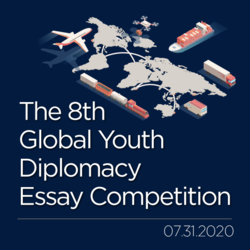 The 8th Global Youth Diplomacy Essay Competition